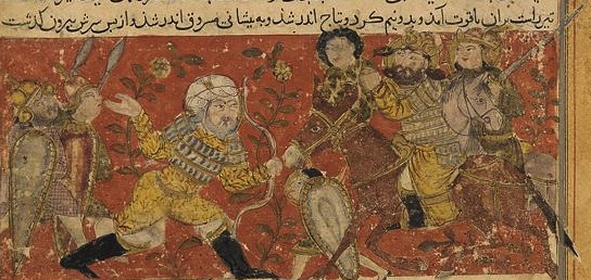 تسخیر یمن از سوی ساسانیان برای یاری به یمنیان