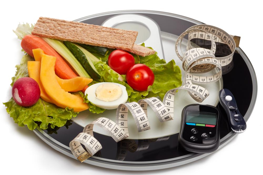 رژیم غذایی دیابت نوع 1 - ویرگول