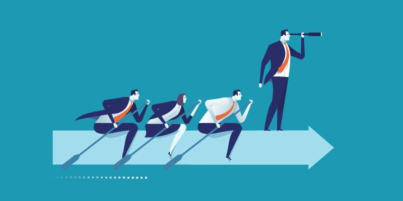بازاریابی کسب و کار را قبل از شروع یاد بگیرید - دو قدم ساده