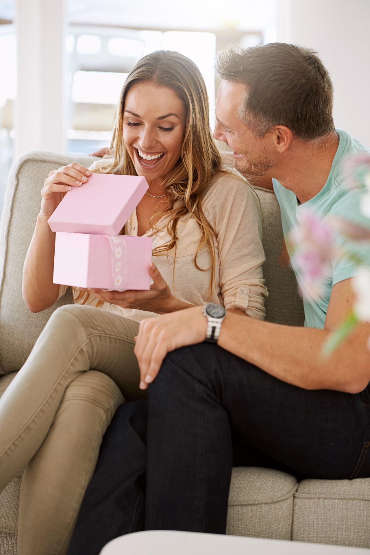 هدیه تولد همسر