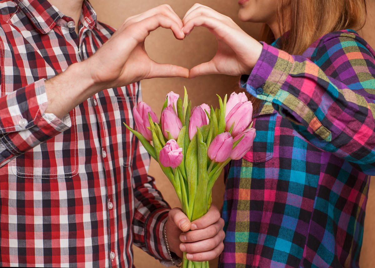 ولنتاین امسال متفاوت تر از همیشه!