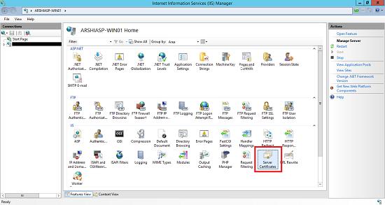 نصب SSL بر روی ویندوز سرور