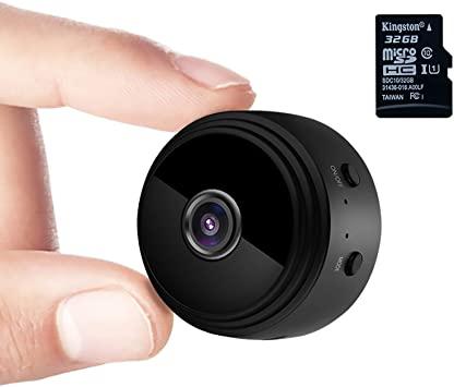بهترین دوربین مداربسته مخفی کوچک باتری خور