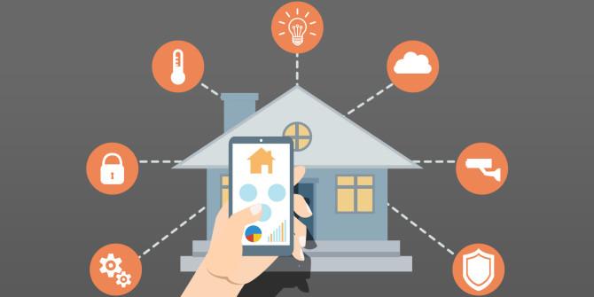 خانه های هوشمند - آینده نزدیک است
