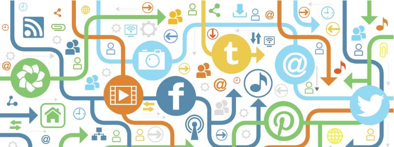 وابستگی کسب و کارها به شبکه های اجتماعی