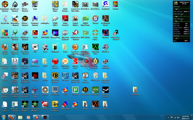 دسکتاپ ویندوز شما، شخصیت شمارو نشون میده!!!