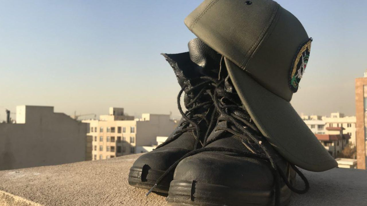روز اول آموزشی خدمت سربازی من