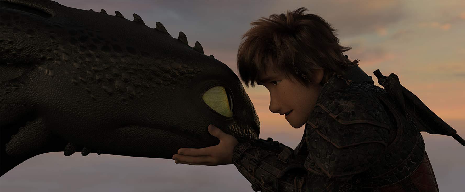 انیمیشن How To Train Your Dragon 3
