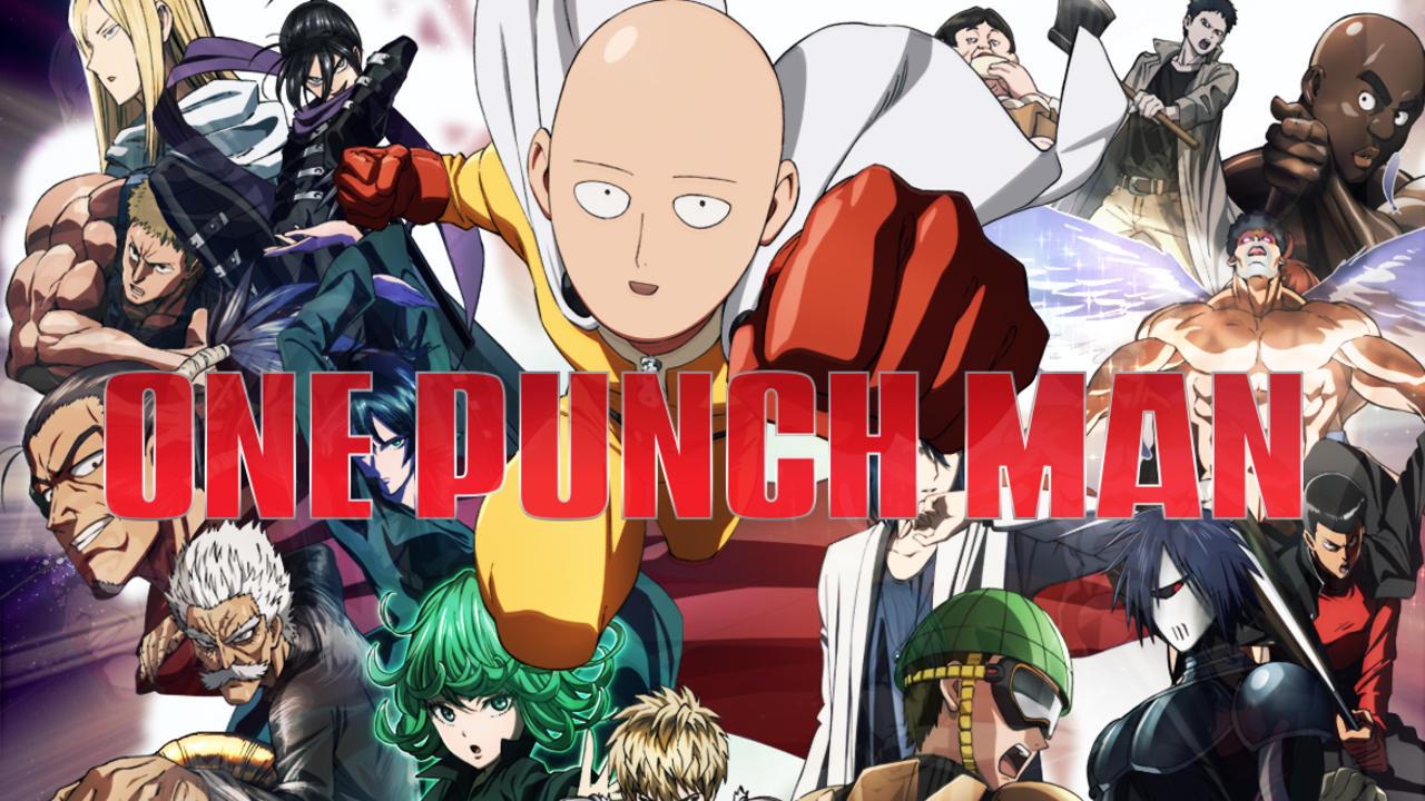 درباره انیمه مرد تک مشتی (One Punch Man)