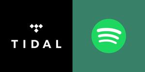 اسپاتیفای یا تیدال کدام بهتر است؟ (مقایسه Spotify با Tidal)