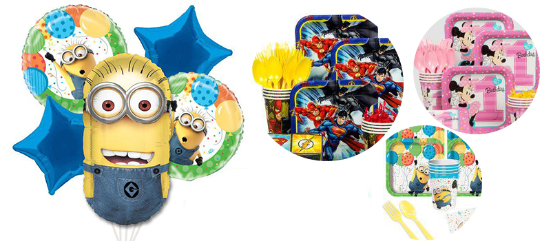 چگونه برای بچه ها جشن تولد بگیریم؟