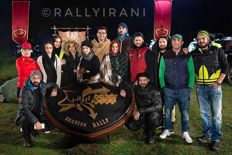 رالی ایرانی 2 ، مجموعهای جذاب و دیدنی برای تماشا
