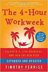 خلاصه کتاب: ۴ ساعت کار هفتگی