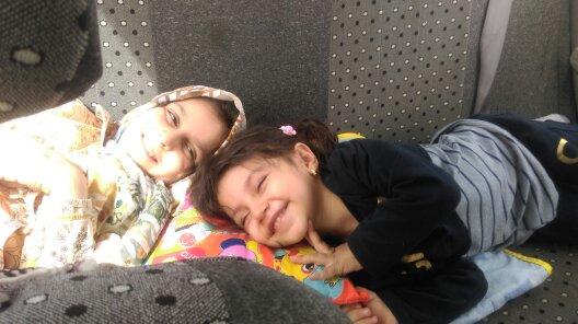 مسافرت و نوع برخورد ما با فرزندان