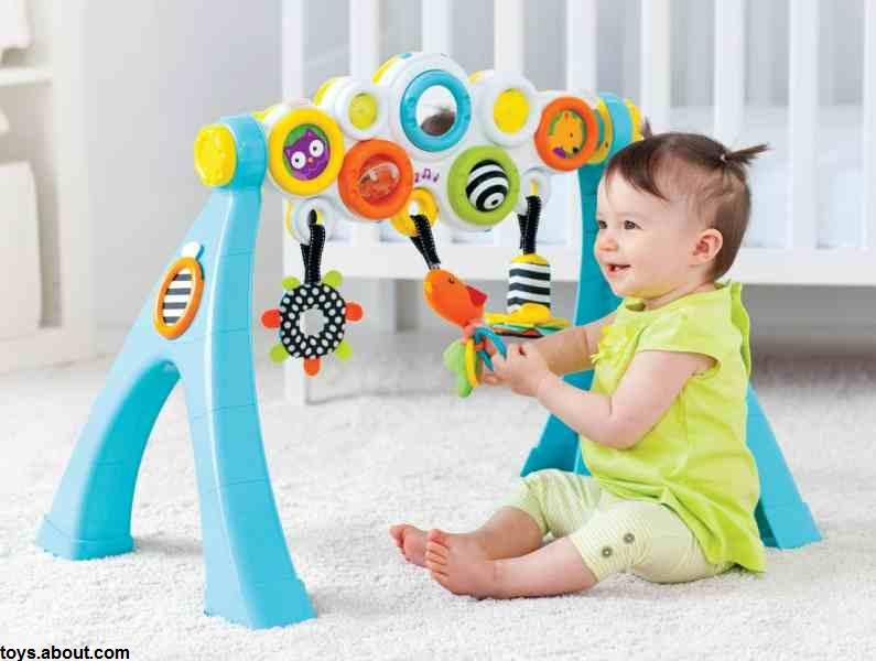 اسباب بازی و کودک
