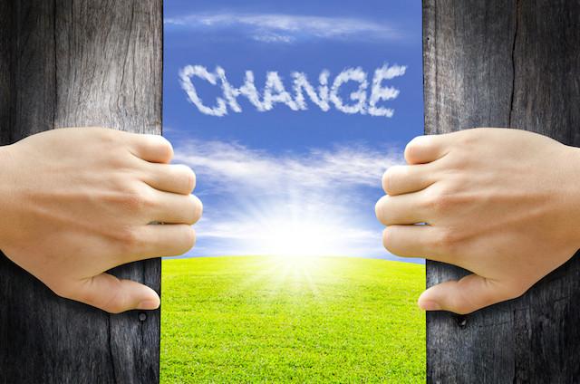 تغییر و تحول در زندگی