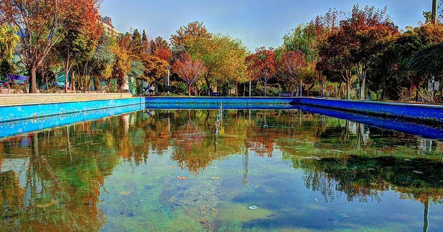 سفری گردشگری به خانهی هنرمندان تهران