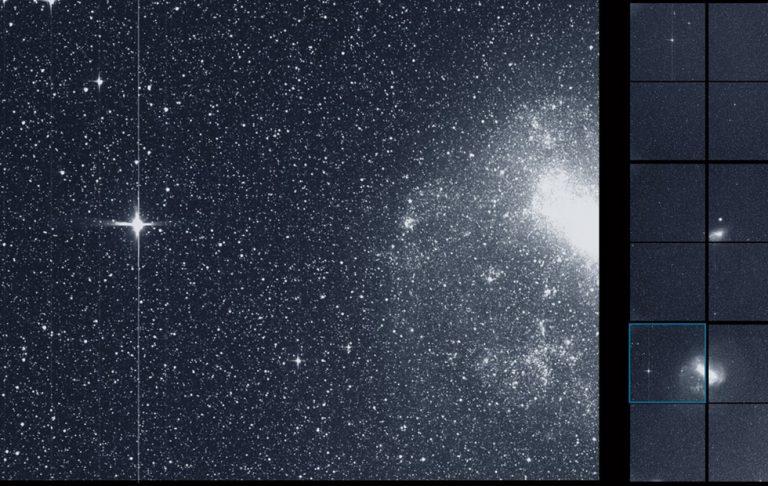 تصویر برداری TESS به ناسا، دو شِبه زمین هدیه داد