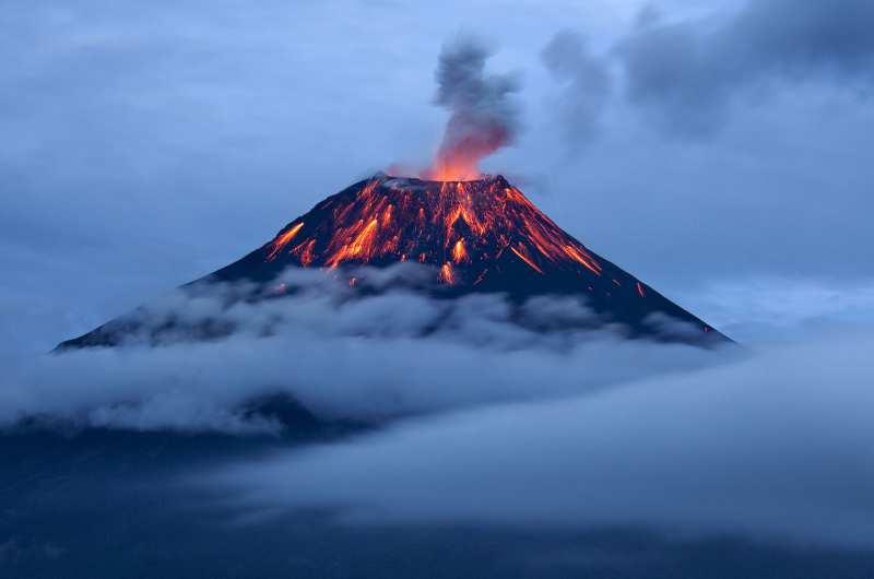 آتشفشان / کوه Vesuvius