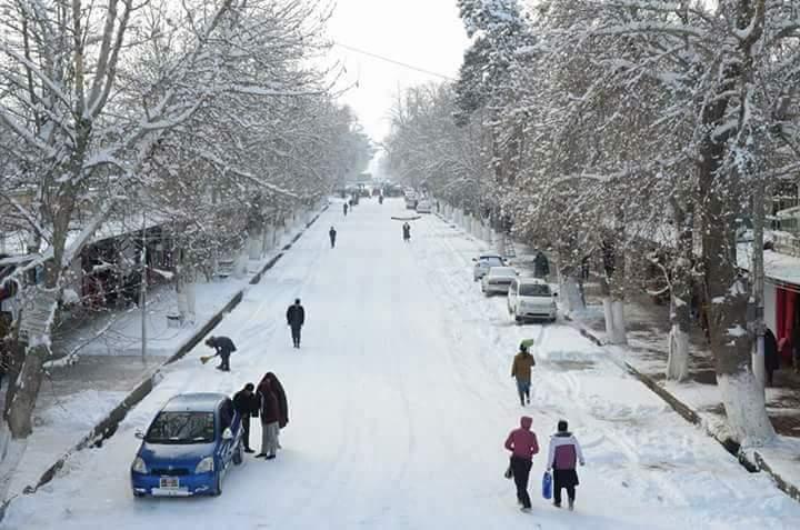 خیابان شهیداحمدمسعود.