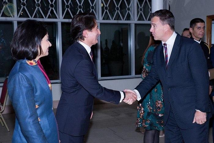 وزیر دفاع بریتانیا: حمایت از افغانستان تا شکست طالبان ادامه دارد