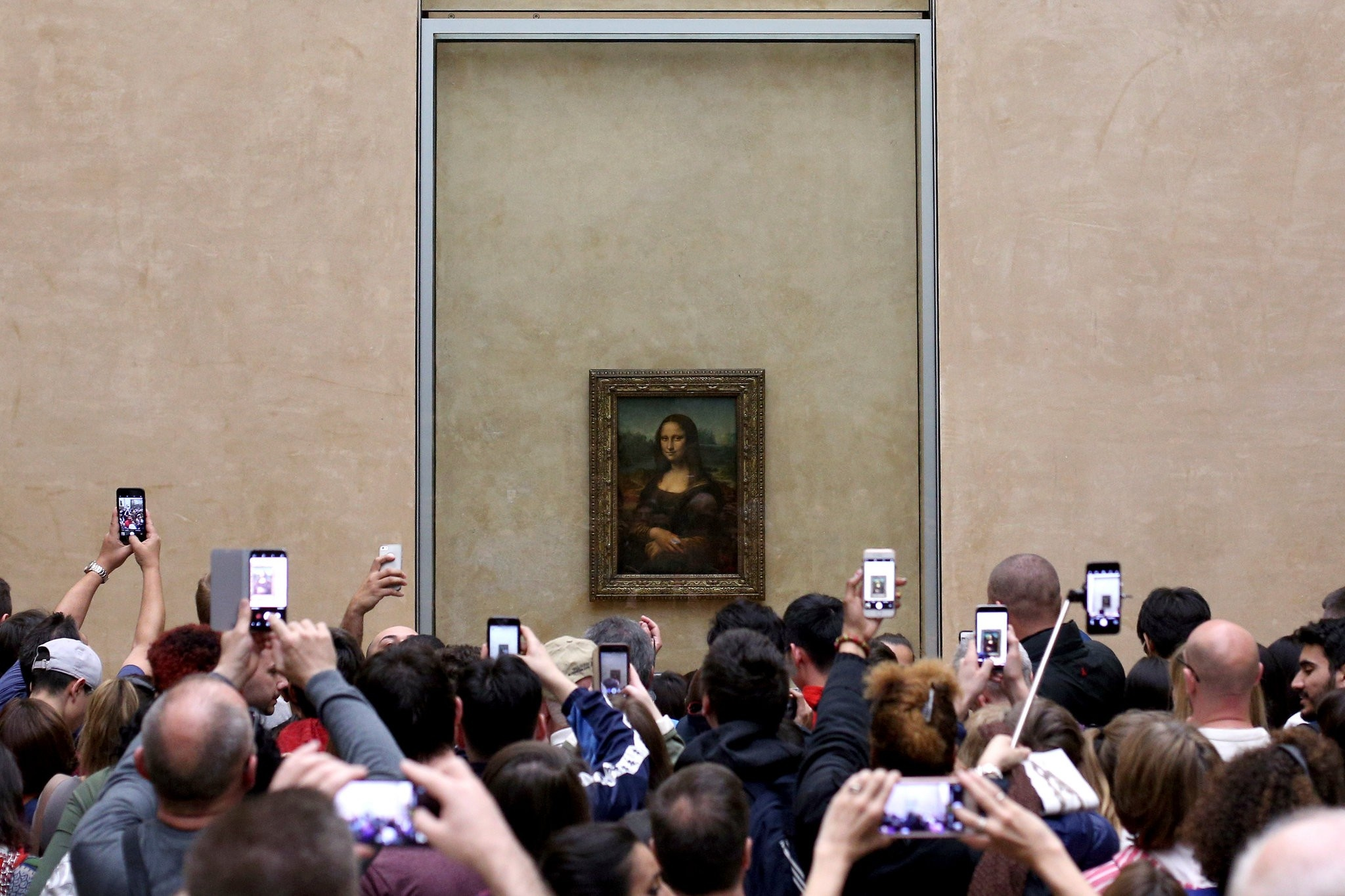 چرا نقاشی مونالیزا انقدر مشهور است؟