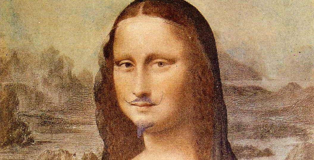 مونالیزای سیبیلو اثر مارسل دوشان
