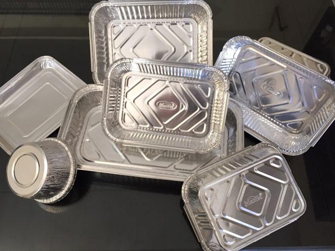 مزایای استفاده از ظرف یکبار مصرف آلومینیومی