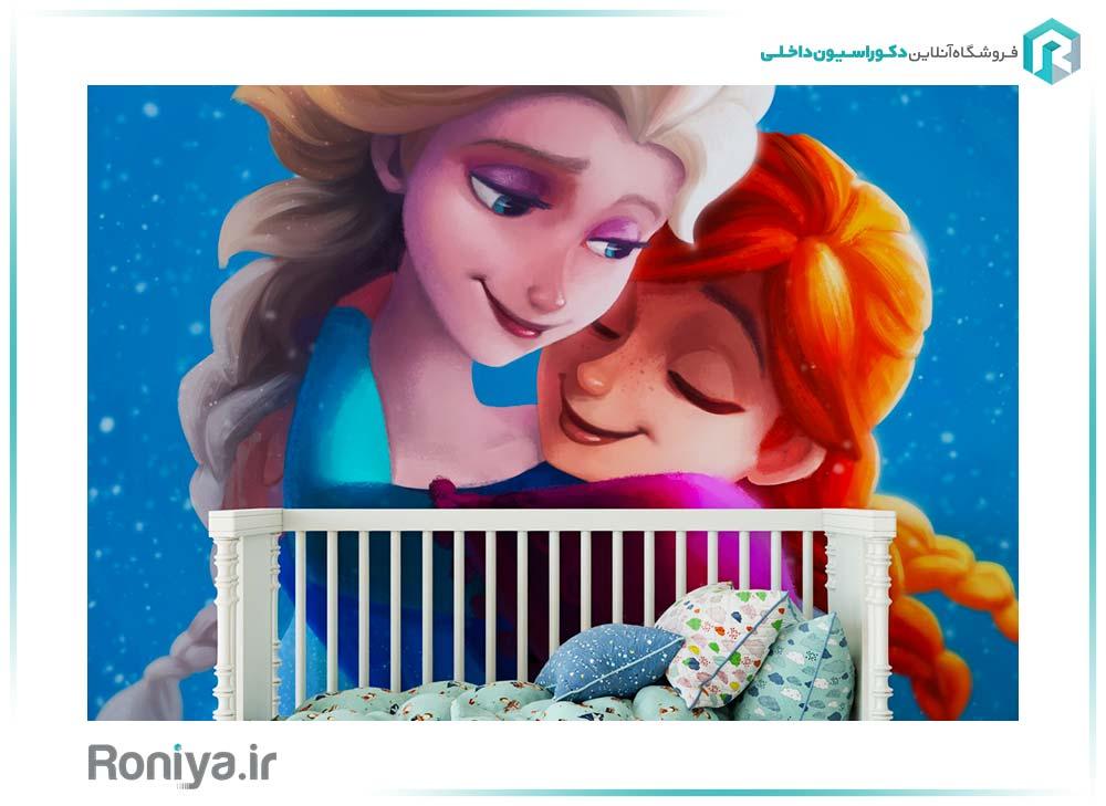 مطالبی در مورد خرید پوستر دیواری اتاق خواب کودک