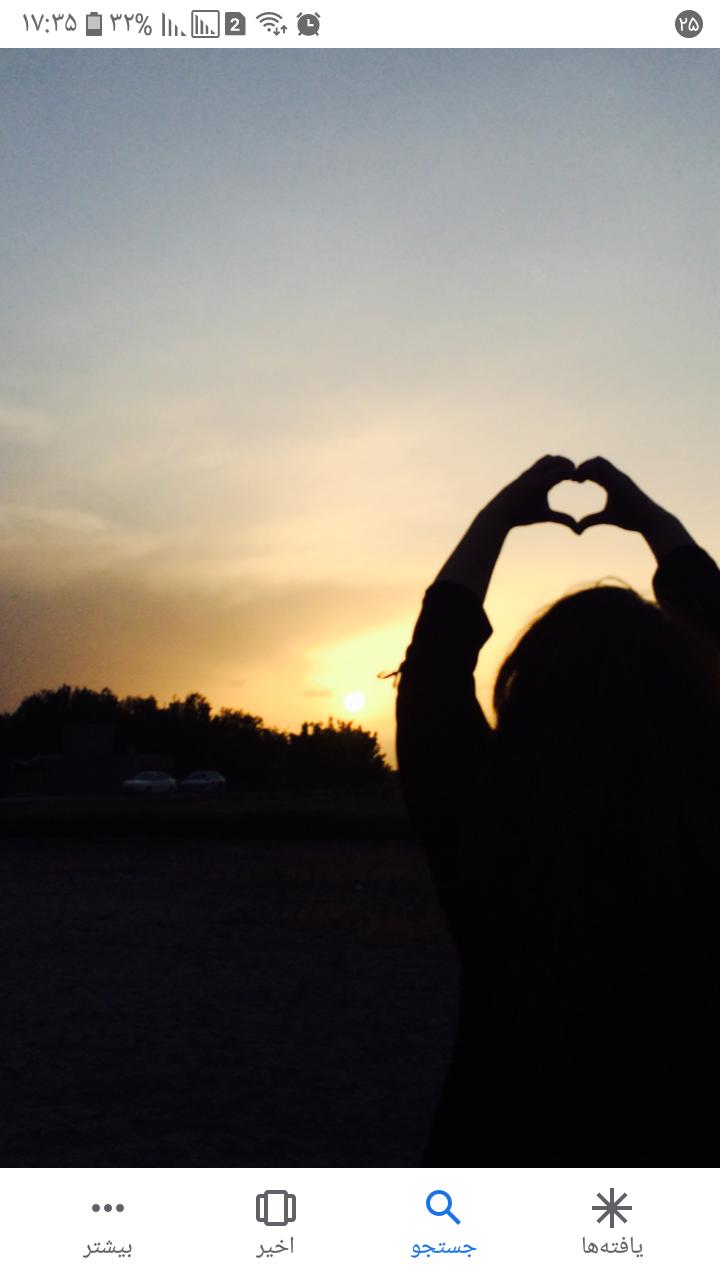 تو را دوست می دارم.