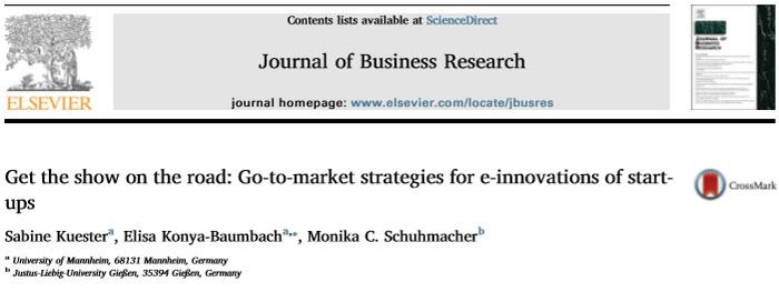 استراتژی ورود به بازار برای استارت آپ ها