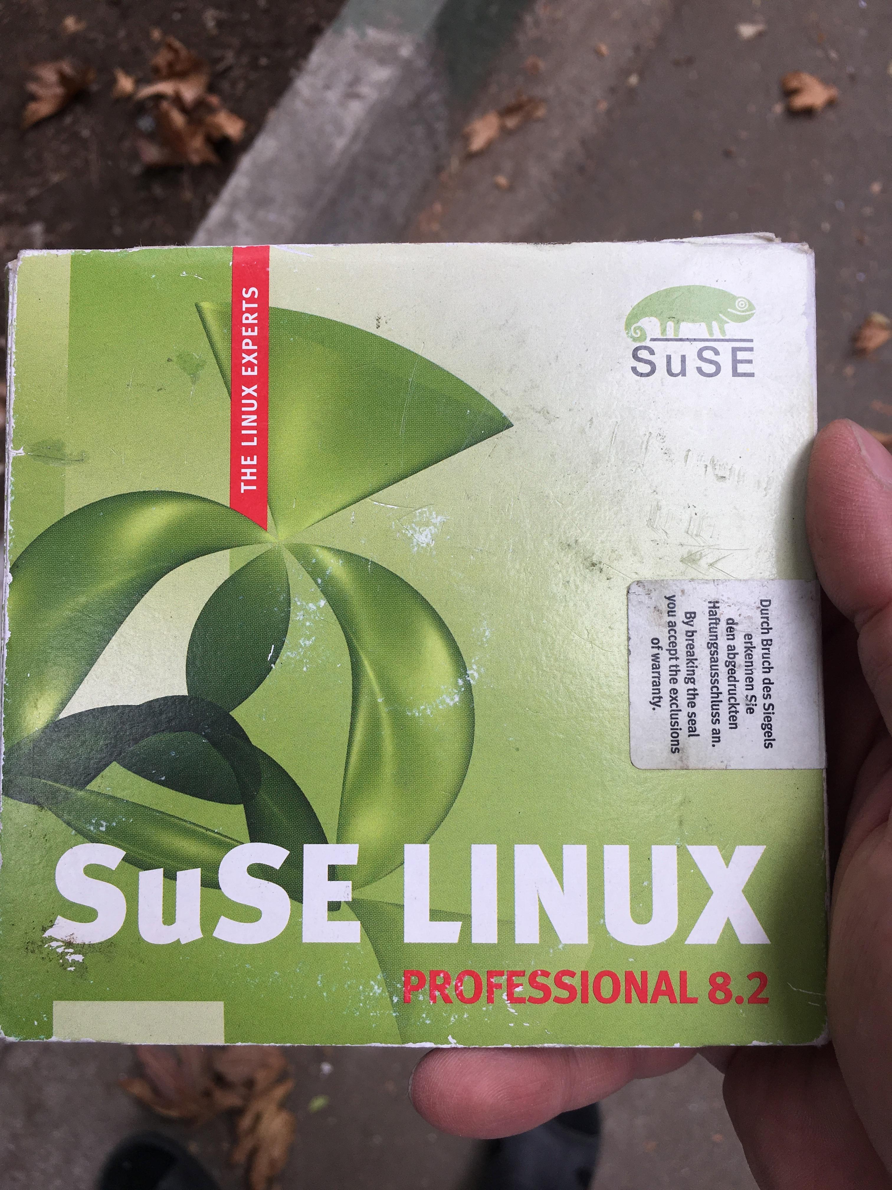 سیستم عاملهای من، لینوکس، ویندوز و مک - چای - قهوه و شامپاین