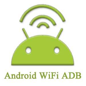 افزونه Android WIFI ADB