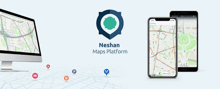 معرفی SDK نقشه نشان برای iOS
