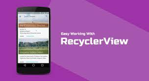 آشنایی و پیاده سازی RecyclerView در اندروید