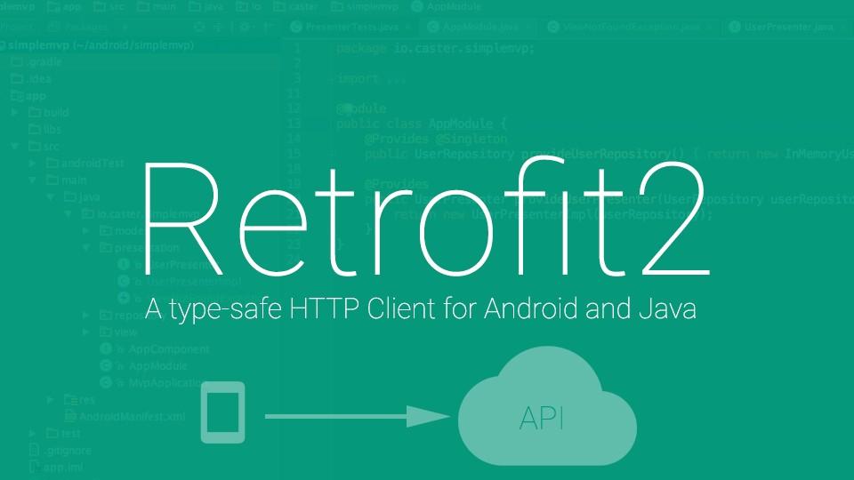 آموزش Retrofit 2 رتروفیت