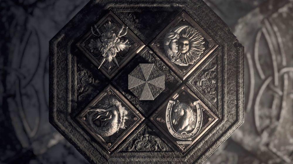 نماد های چهار باس فایت اصلی بازی