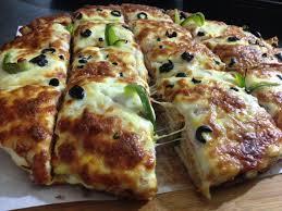 پیتزا پپرونیِ نطلبیده مراده!