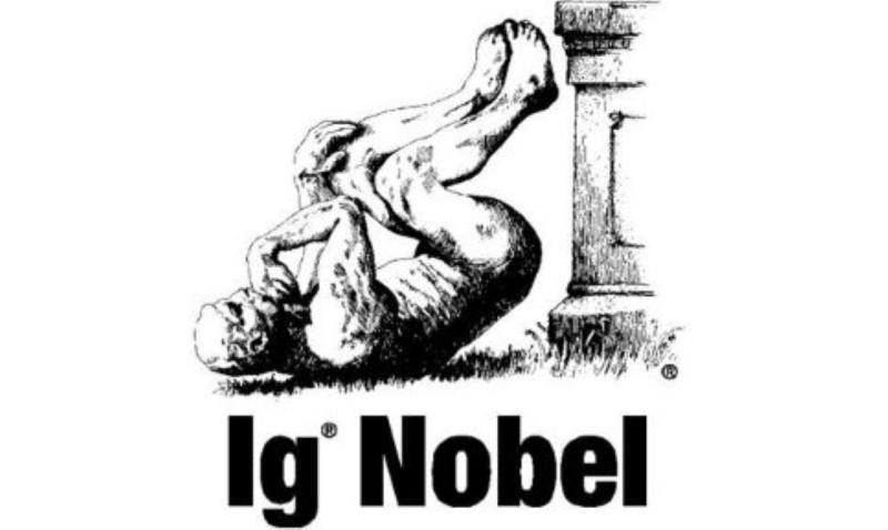 درباره جایزه ایگ نوبل ۲۰۱۹؛ دستگاه پوشک عوضکن رسید!