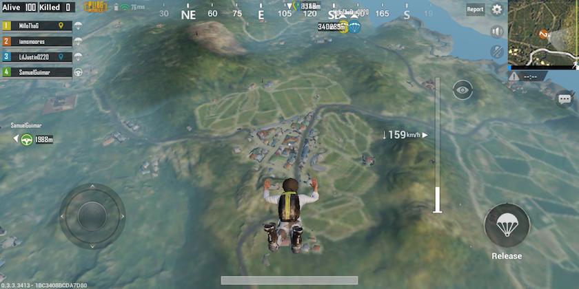 پرش از هواپیما