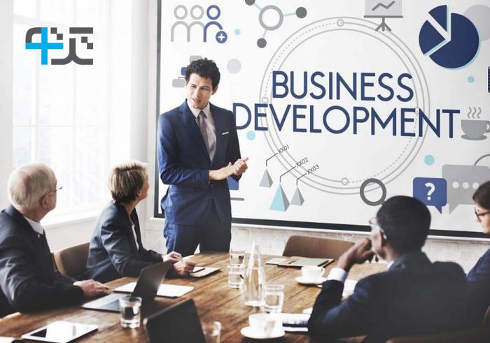 کمک به توسعه کسب و کار
