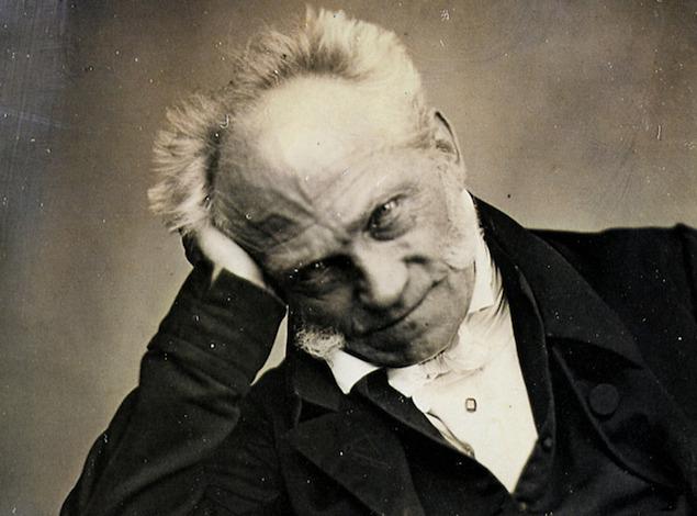 آرتور شوپنهاور یکی از اون بدبین های تاریخ بود که تا حد زیادی به فلاکت آدمی علاقه مند بود!