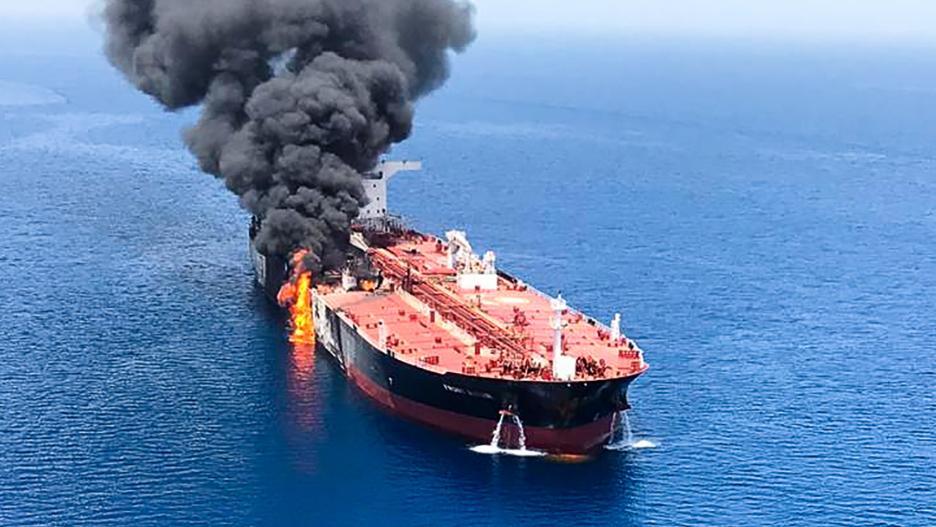 دریای عمان: خلیج تونکین یا یازده سپتامبر عربی؟