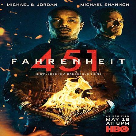 پوستر فیلم 451 فارنهایت