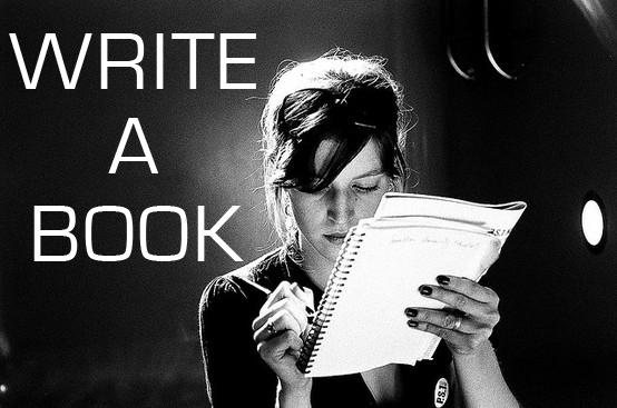 کتاب خودت رو بنویس.