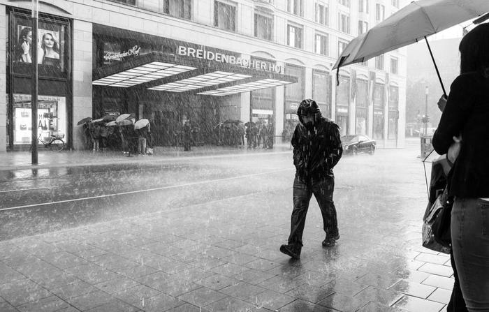 داستان کوتاه: بلایی به نام باران