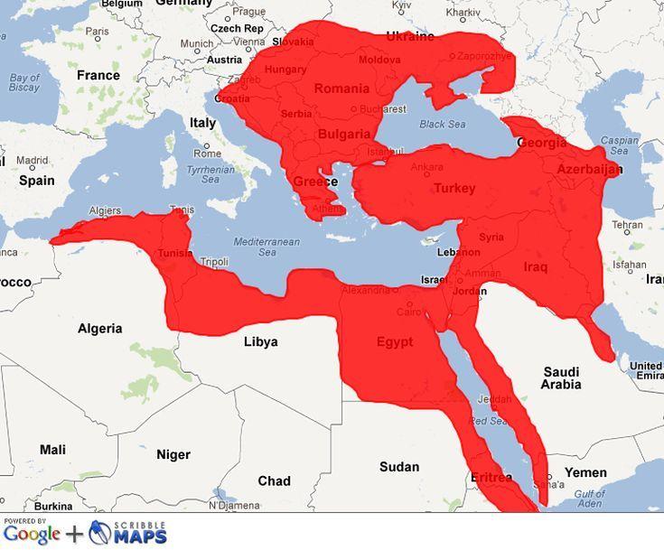 چرا کشورهای خاورمیانه و آفریقا نمیتوانند قدرتمند باشند؟