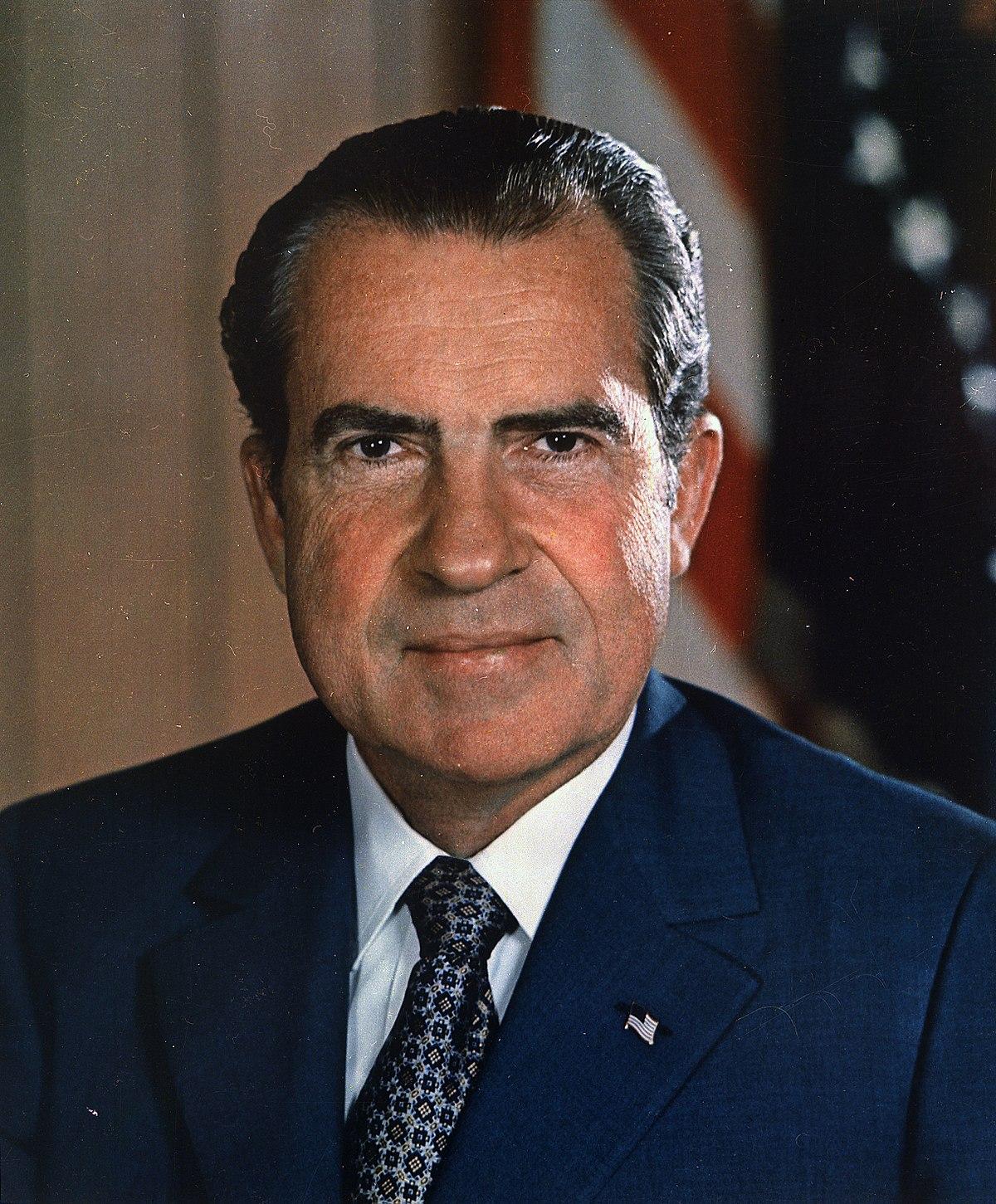 ریچارد نیکسون هستن