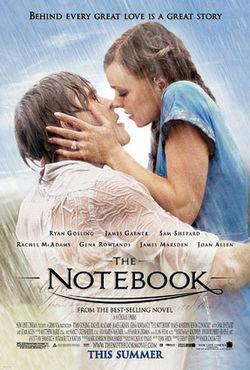 دفترچه یادداشت، داستانی از یک عشق ابدی