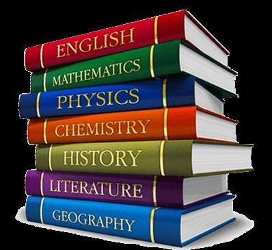 کتاب های رشته های مختلف